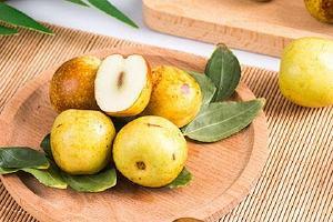 冬枣减肥还可以吃吗,冬枣每天吃多少合适缩略图