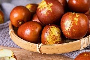 新鲜冬枣为什么那么甜,冬枣会越放越甜吗缩略图
