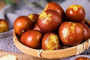 减肥期间可以吃冬枣吗,减肥可以吃多少颗冬枣缩略图