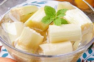 甘蔗红心吃了会怎么样,吃了红心甘蔗该怎么办缩略图