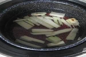 甘蔗红豆汤的功效,红豆和甘蔗可以一起吃吗缩略图