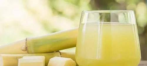甘蔗煮水婴儿可以吃吗,婴儿喝了甘蔗水会怎样缩略图