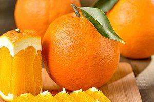 橙子的功效与作用,什么人不适合吃橙子缩略图