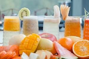 橙子和什么榨汁好喝,榨一个橙子放多少水缩略图