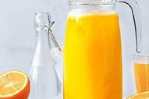 橙子加什么榨汁好喝,什么时候喝橙汁适合缩略图