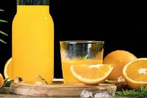 橙子和梨可以一起榨汁吗,橙子雪梨汁的功效缩略图