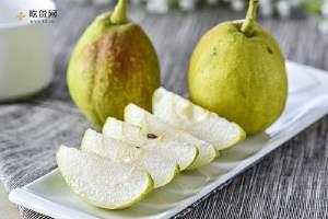 吃梨子可以减肥吗,梨子怎么吃减肥效果好缩略图