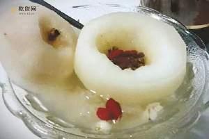 花椒煮梨水治咳嗽吗,花椒煮梨水对什么咳嗽有作用缩略图