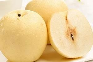 梨子不能和什么一起吃,梨子能空腹吃吗缩略图