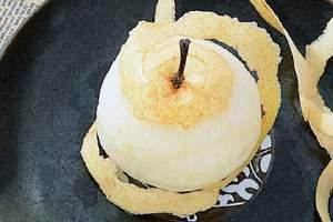 煮熟的梨子有什么好处,梨子怎么煮着吃缩略图