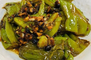 虎皮青椒(超超超下饭😊)的做法步骤图缩略图