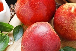 油桃为什么会裂开,现在卖的大油桃为什么这么甜缩略图