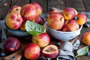 油桃需要去皮吗,油桃带皮吃有什么好处缩略图