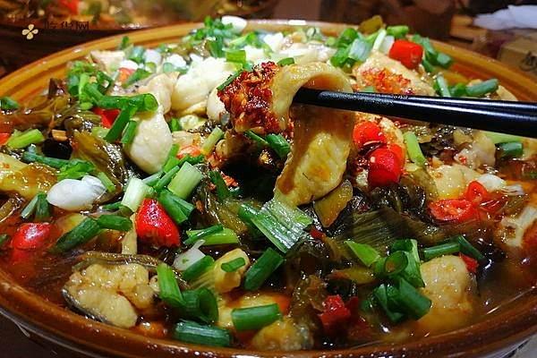 家庭版酸菜鱼🐟的做法步骤图,怎么做好吃缩略图