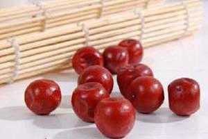 酸枣的功效与作用,吃酸枣有什么好处,酸枣有什么功效与作用缩略图
