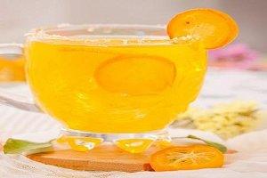 冰糖金桔水怎么做好吃,金桔用白糖还是冰糖熬好缩略图