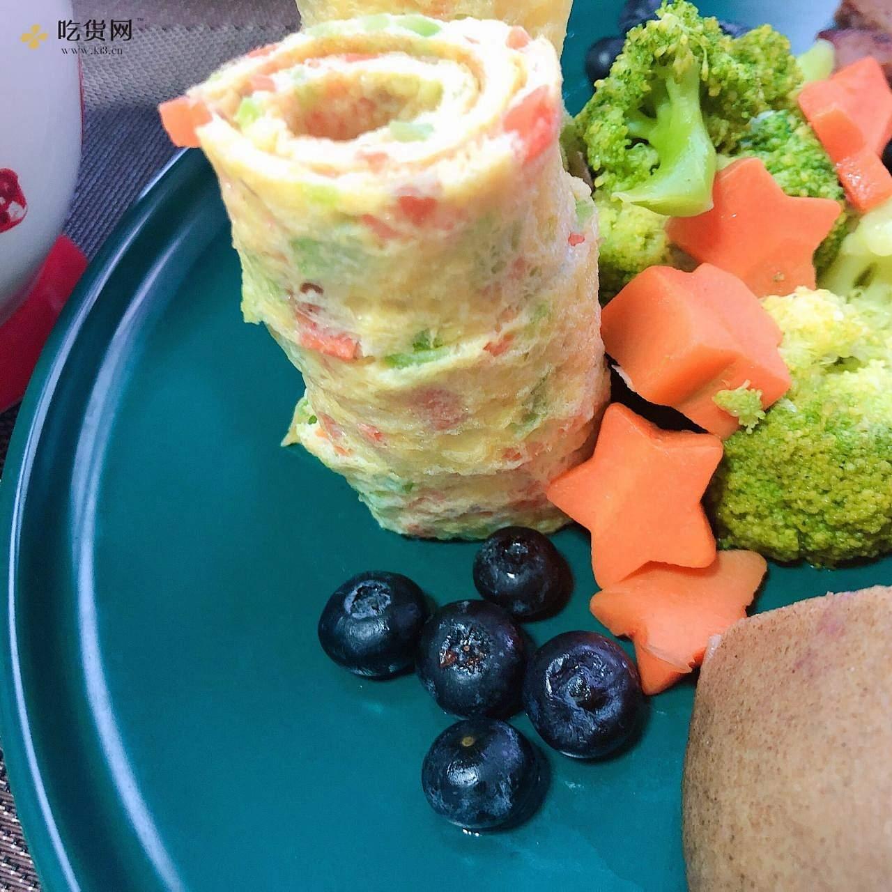 尽量给孩子做不同的早餐的做法 步骤2