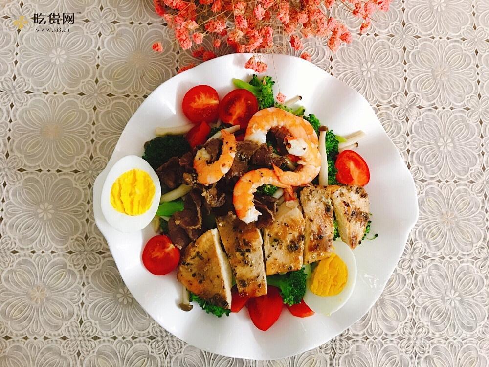 好吃营养又减脂的减肥餐的做法 步骤10