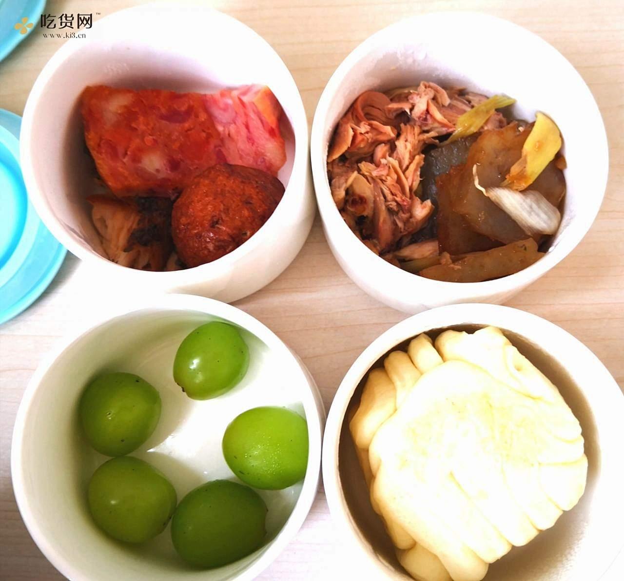 电饭盒 蒸饭 蒸菜 便当 减肥餐 低油的做法 步骤7