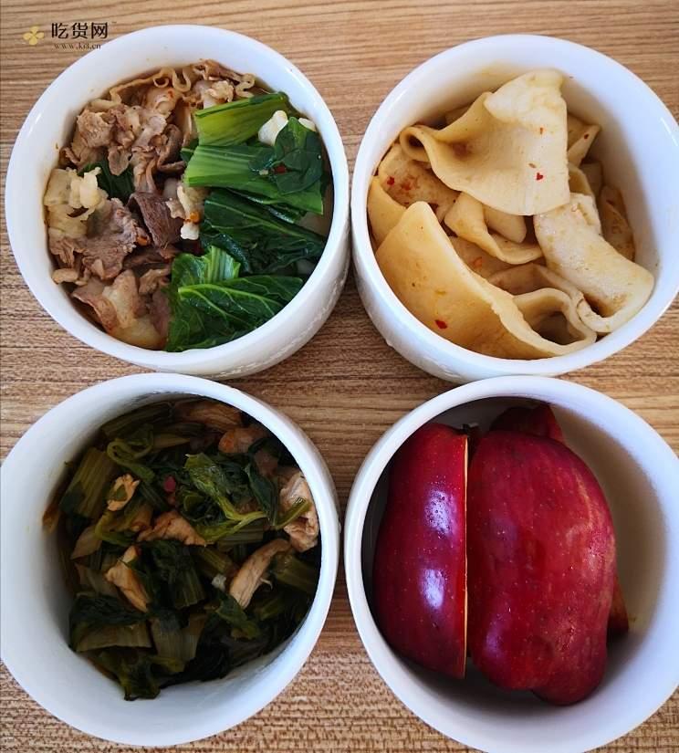 电饭盒 蒸饭 蒸菜 便当 减肥餐 低油的做法 步骤10