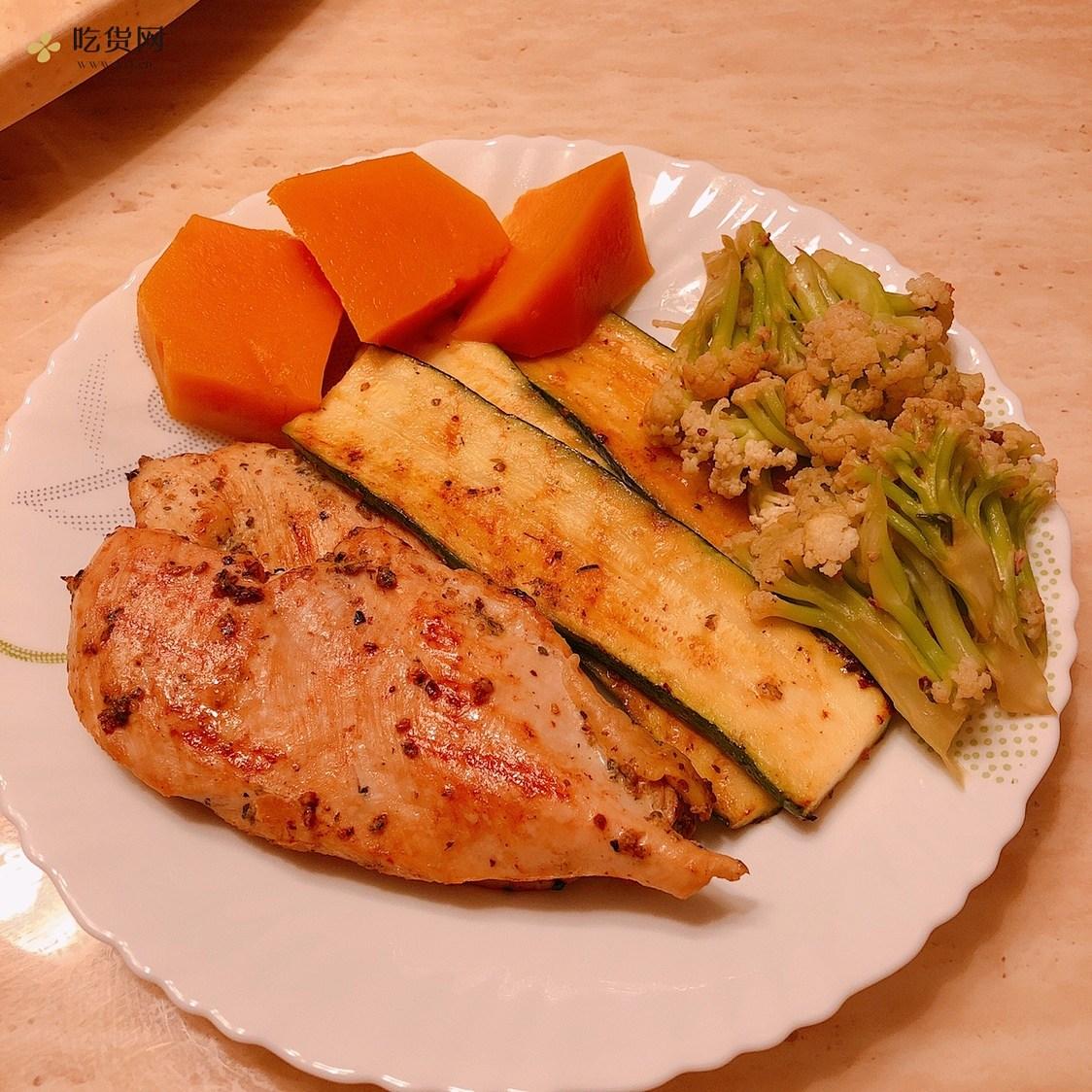 高蛋白低碳水减脂餐的做法 步骤2