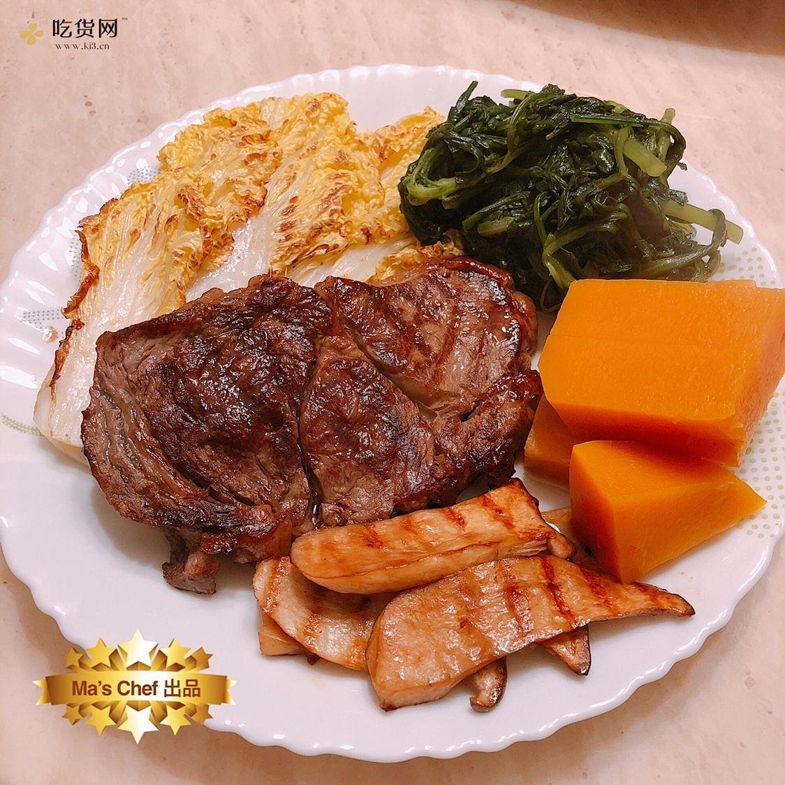 高蛋白低碳水减脂餐的做法 步骤1