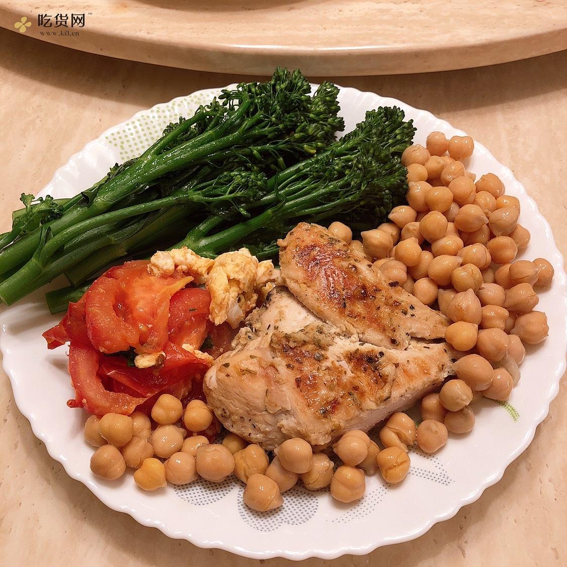 高蛋白低碳水减脂餐的做法 步骤4