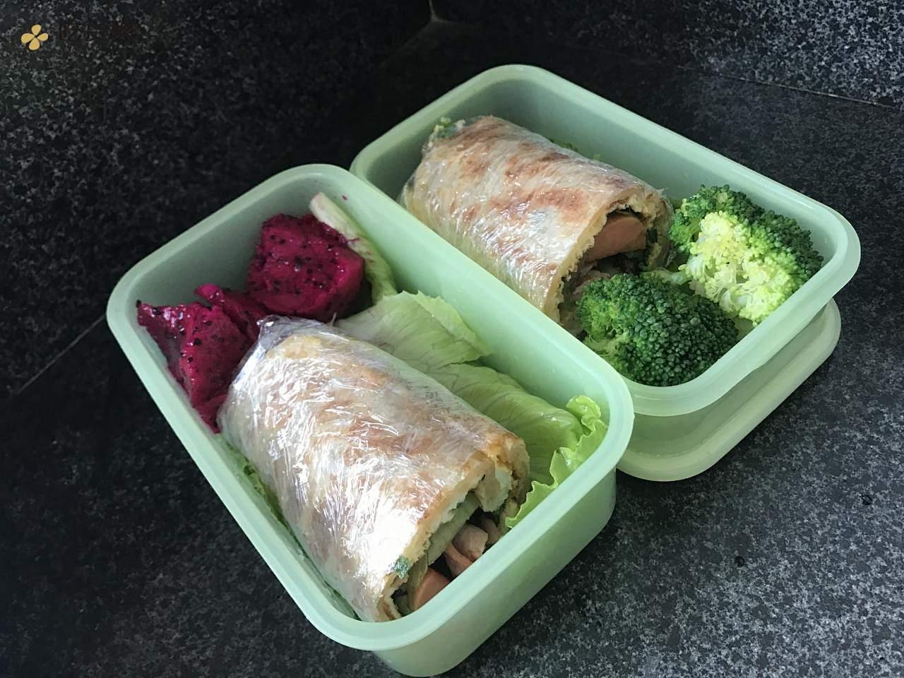 减肥餐系列的做法 步骤7