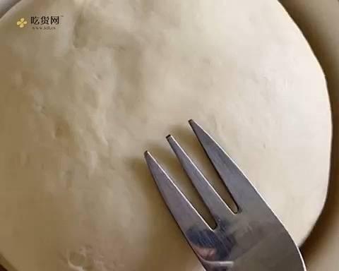 无油奶香蜜豆烤饼  这样做外皮酥脆   内里暄软   凉了都好吃   附细节视频的做法 步骤1