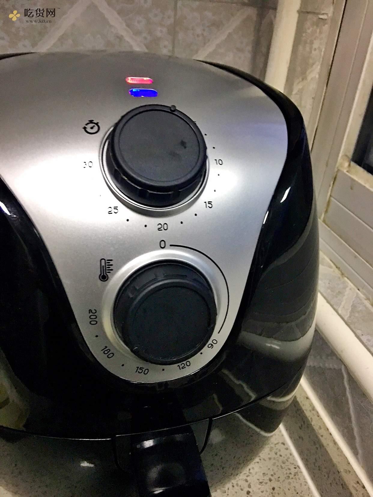 空气炸锅:减肥餐炸豆腐的做法 步骤2