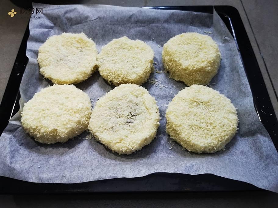 做一个有内涵的土豆饼的做法 步骤8