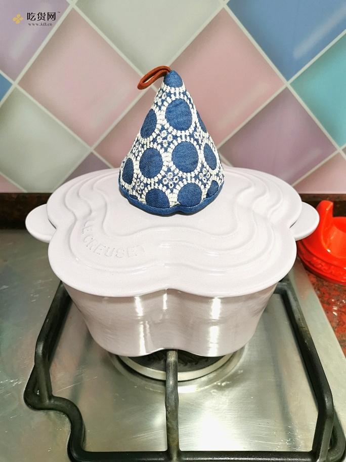 珐琅锅版糖醋排骨的做法 步骤7