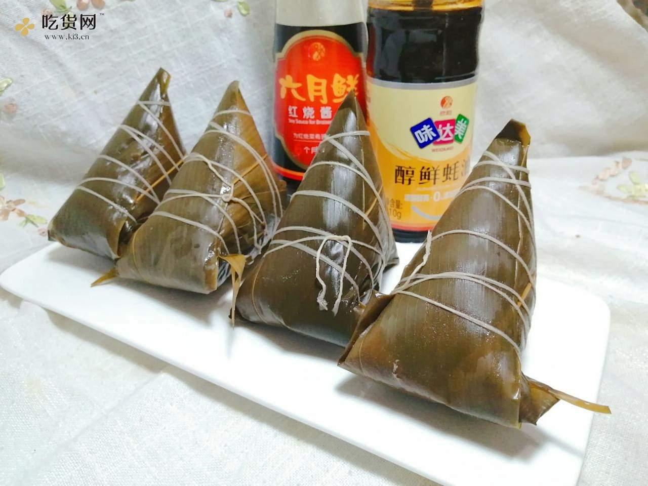 香飘飘的肉粽子的做法 步骤13