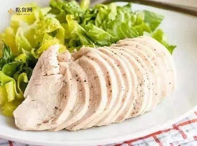 鸡胸肉减肥餐的N种吃法的做法 步骤2