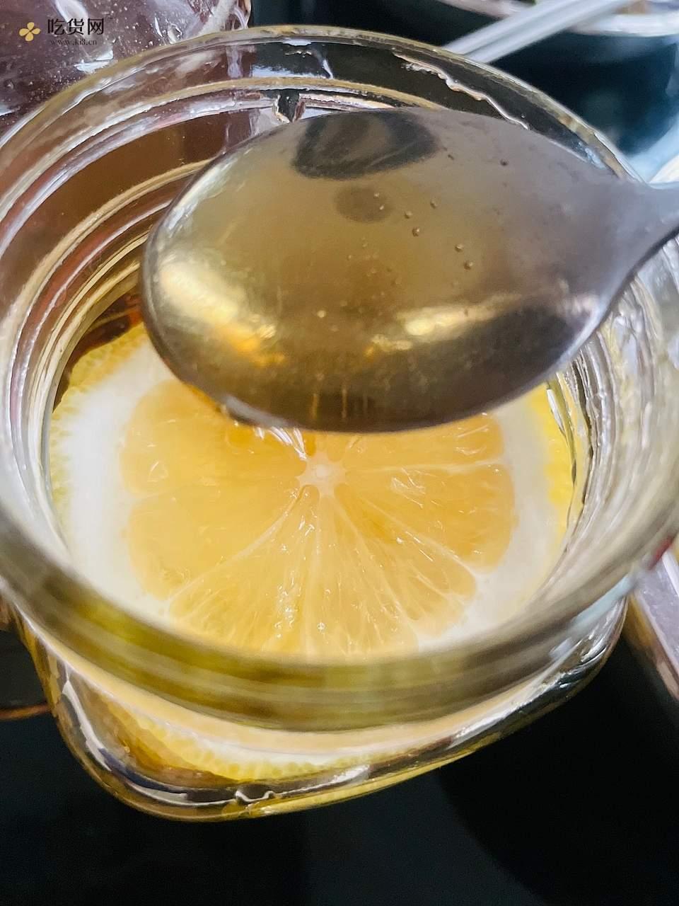 蜂蜜柠檬🍋的做法 步骤3