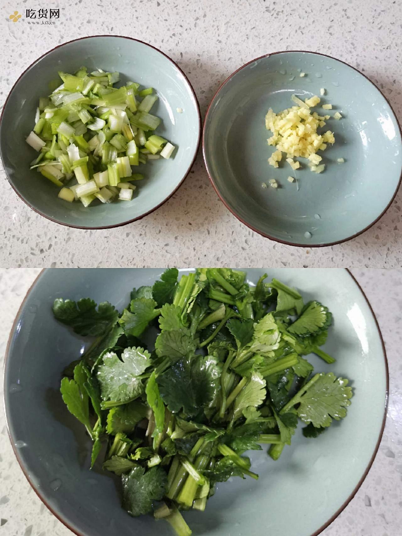 金针菇蛋汤,味道鲜美,可作为减肥餐的做法 步骤1