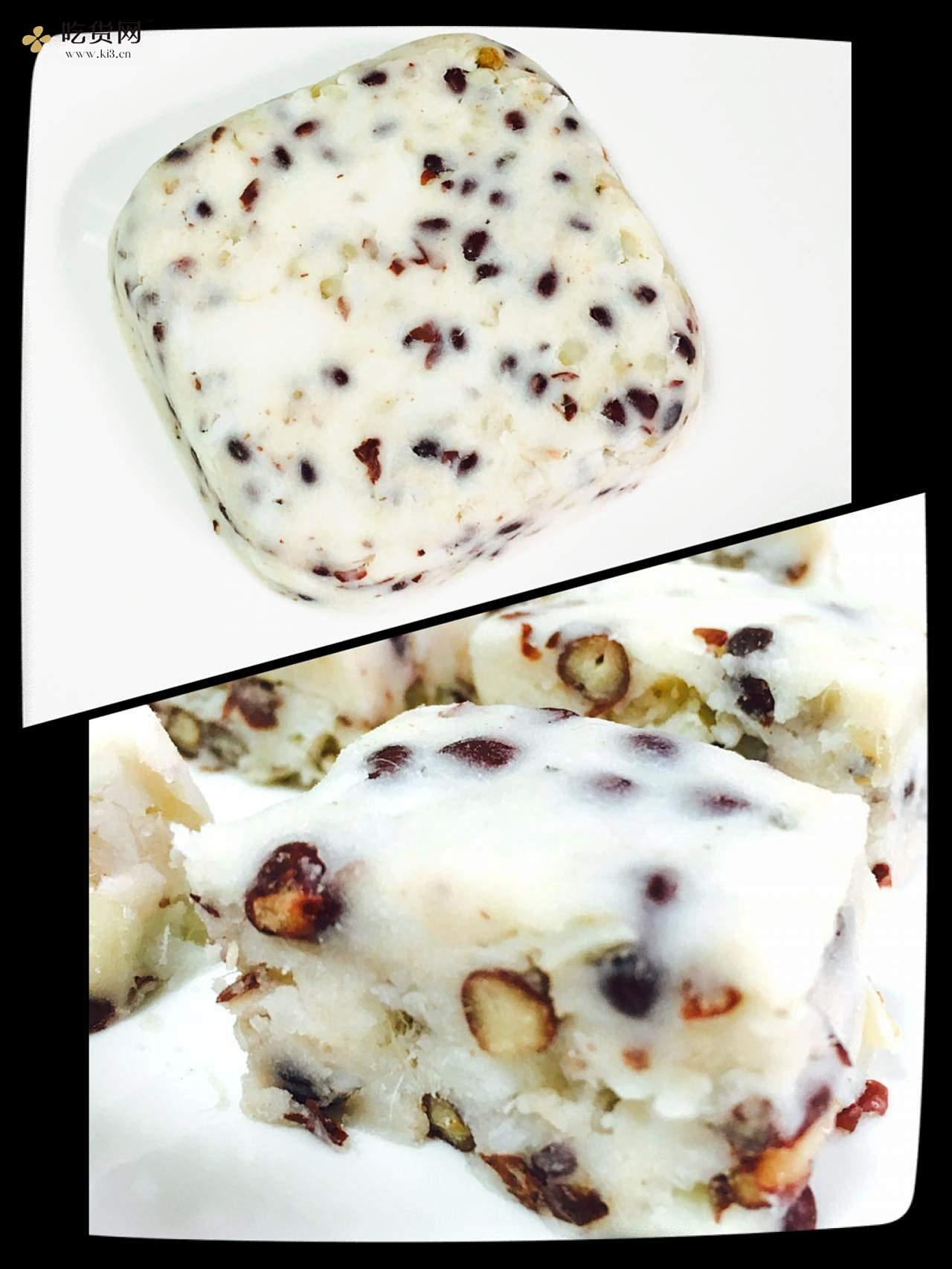 减肥餐-红豆薏仁山药糕的做法 步骤5