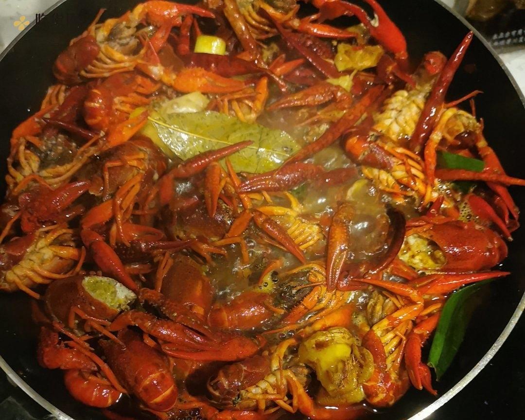 (你没吃过的)麻辣小龙虾的做法 步骤9