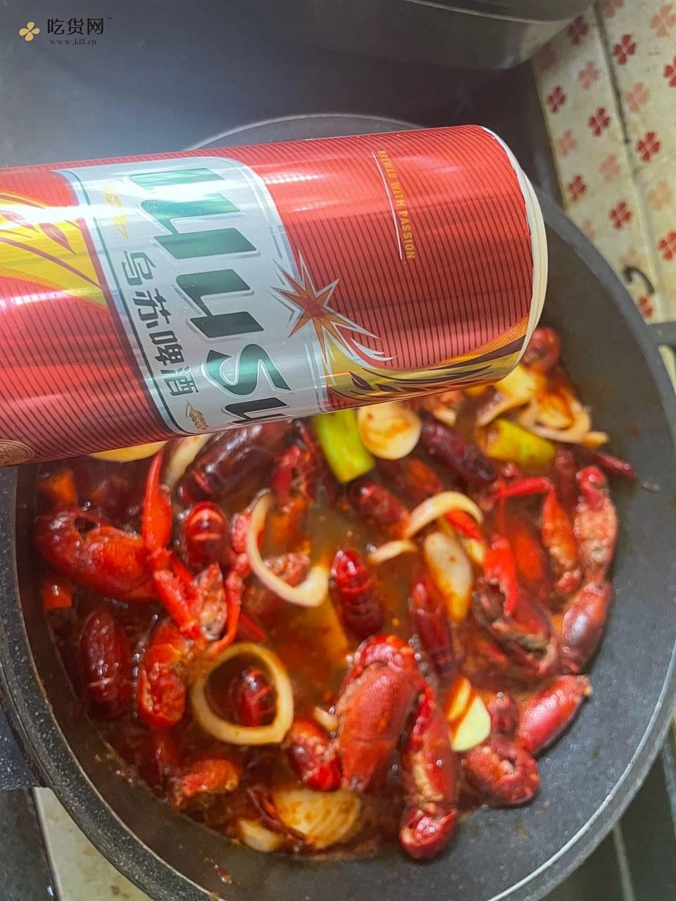 夏日必备之麻辣小龙虾的做法 步骤5