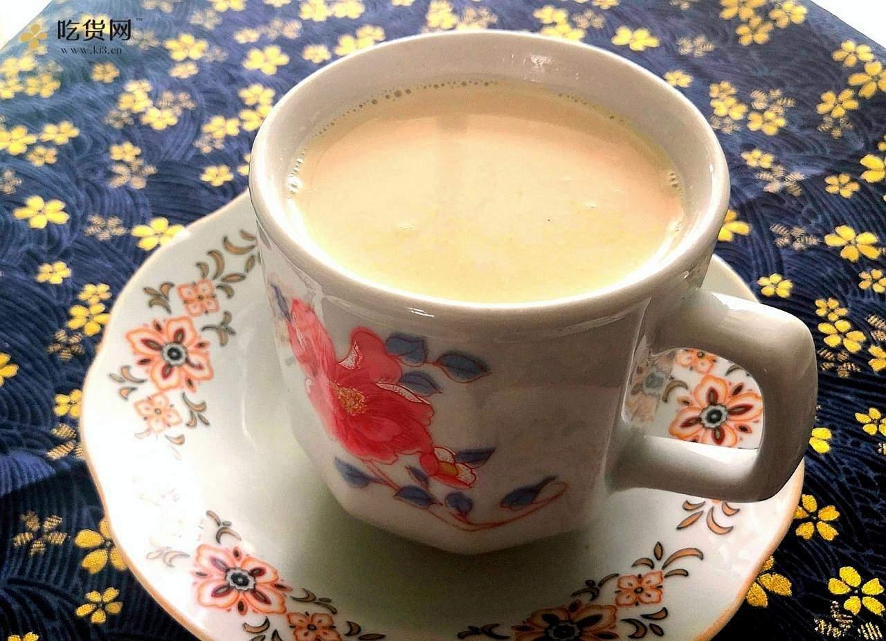 蜂蜜奶茶的做法 步骤7