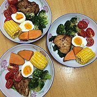 减肥餐-西兰花配鸡胸肉的做法 步骤5