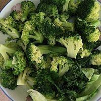 减肥餐-西兰花配鸡胸肉的做法 步骤2