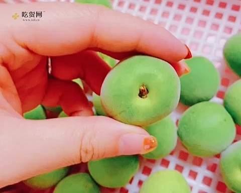 青梅&红梅▎蜂蜜梅子露&紫苏梅子露▎(超详细get②种)的做法 步骤7