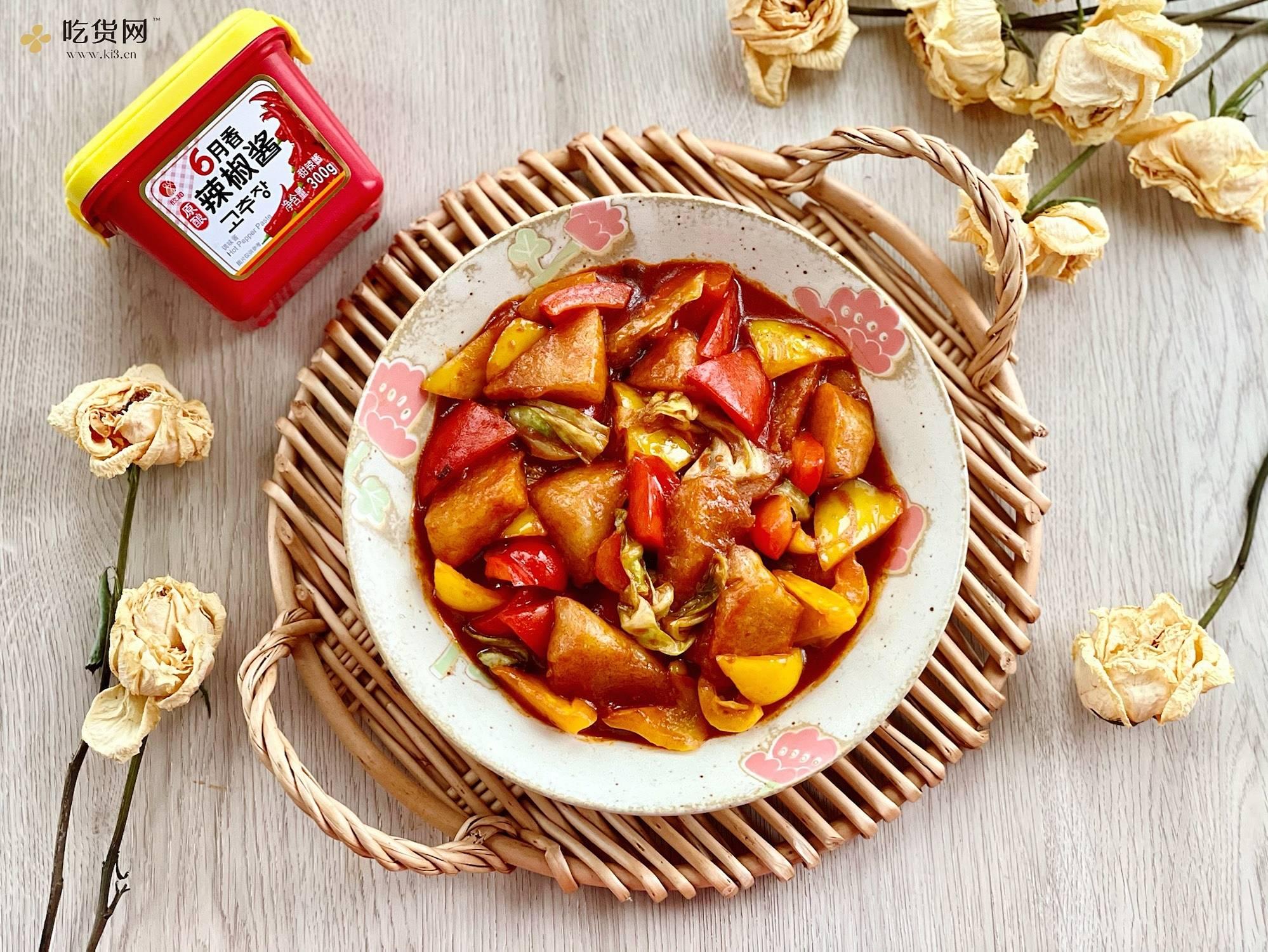 端午节到了,辣炒粽子你吃过吗?的做法 步骤11