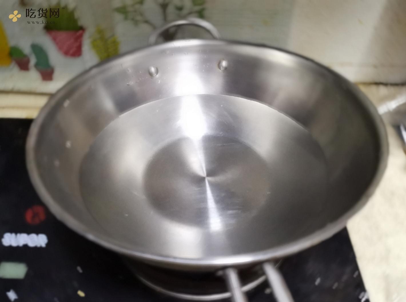 潮汕的端午风味#咸蛋黄肉粽的做法 步骤10