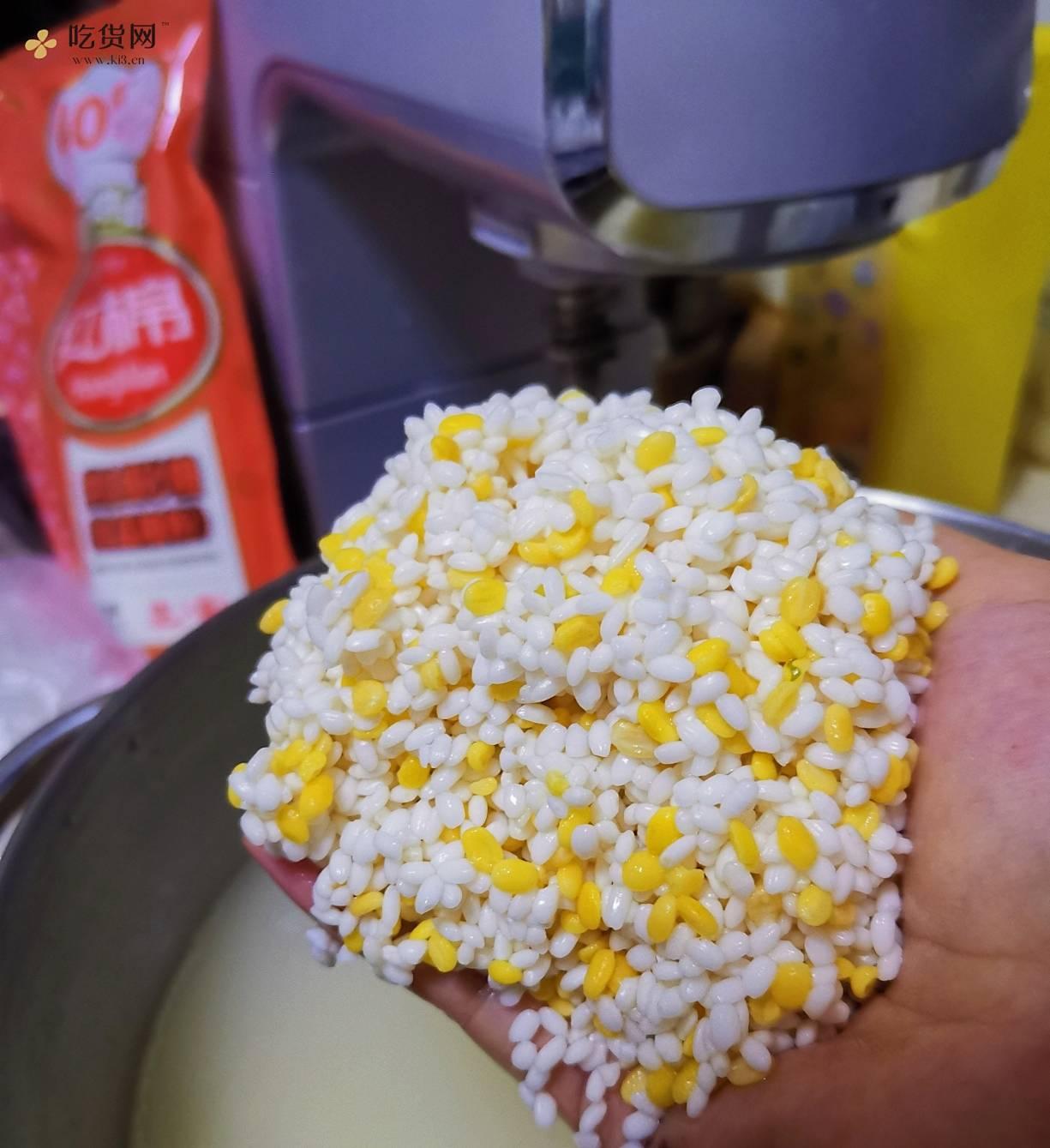 潮汕的端午风味#咸蛋黄肉粽的做法 步骤1