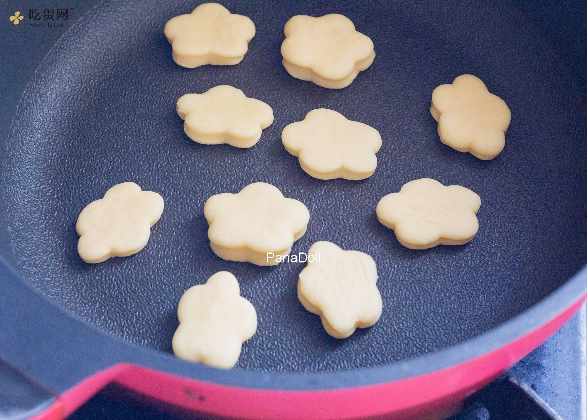 无水无油免烤箱,宝宝也爱吃的小星星面包✨的做法 步骤6