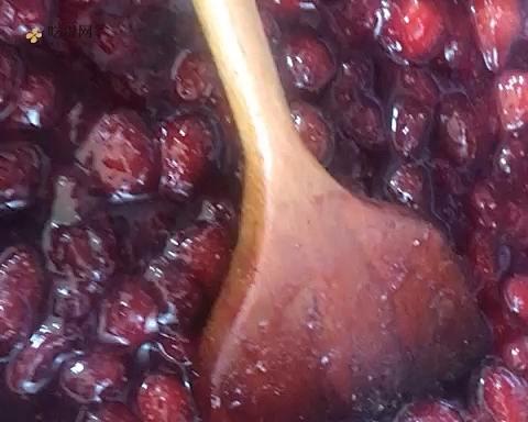 内含整颗🍓的自制草莓酱,吊打进口巨贵产品的做法 步骤5