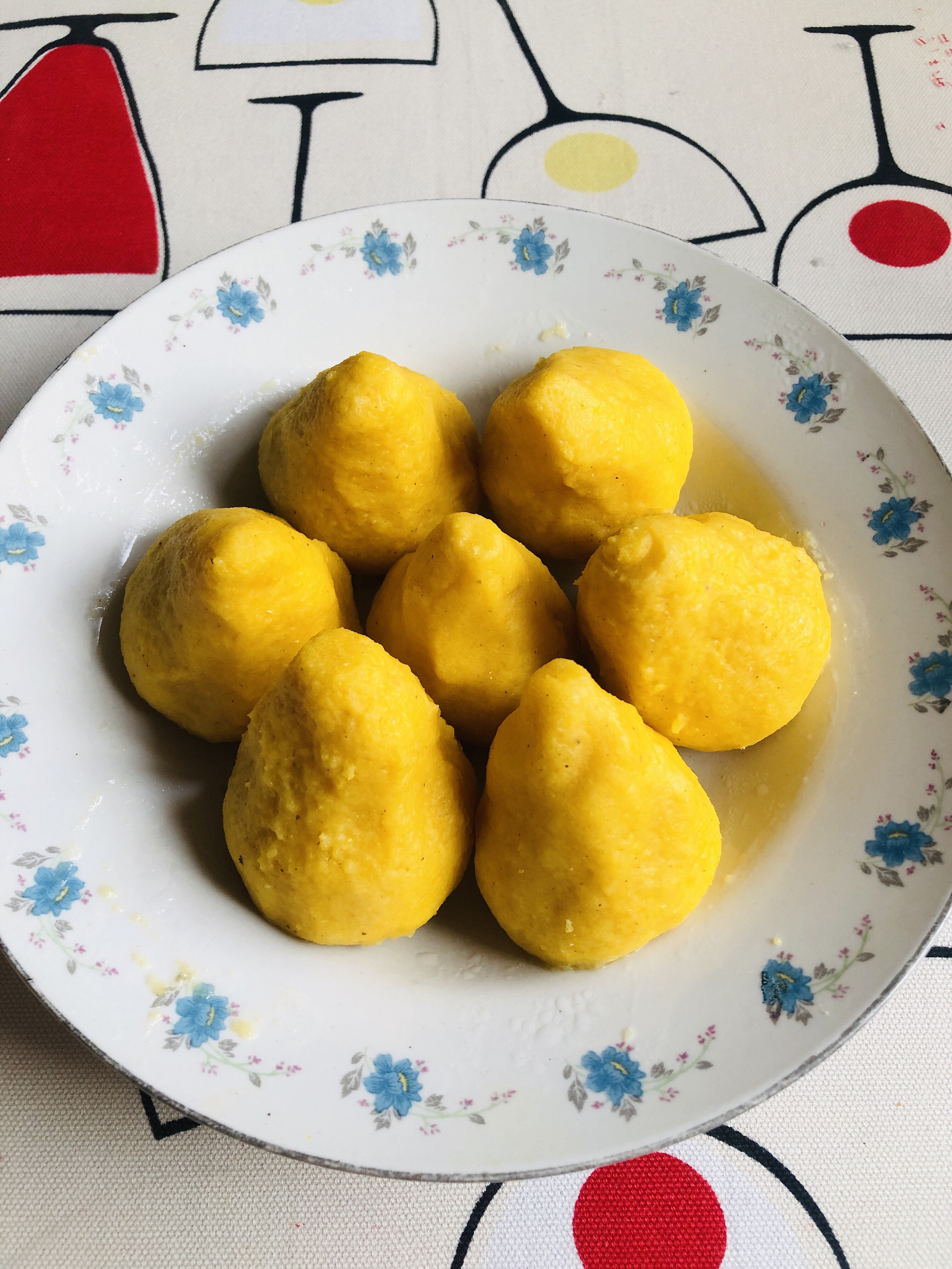 减肥餐——红枣窝头的做法 步骤9