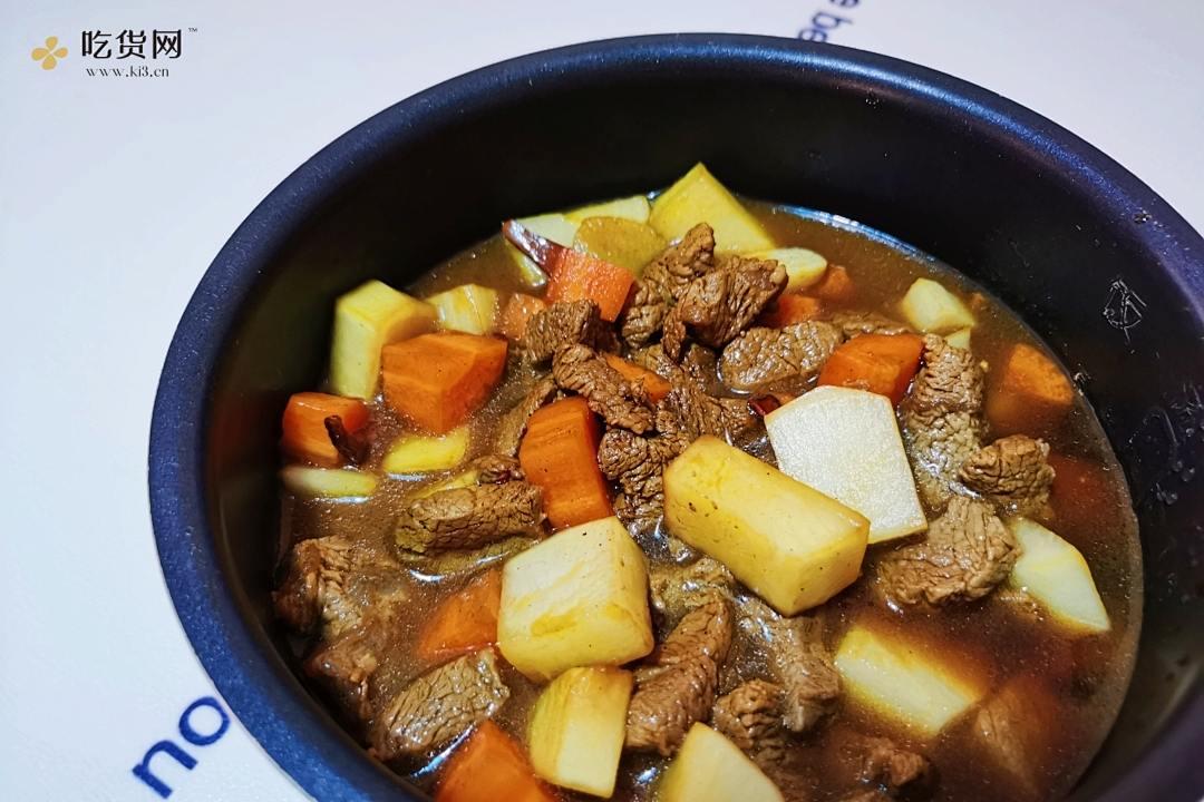 牛肉煲(红烧牛肉)的做法 步骤8